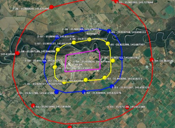 SITplus Radii Trapping Grid – Cobram